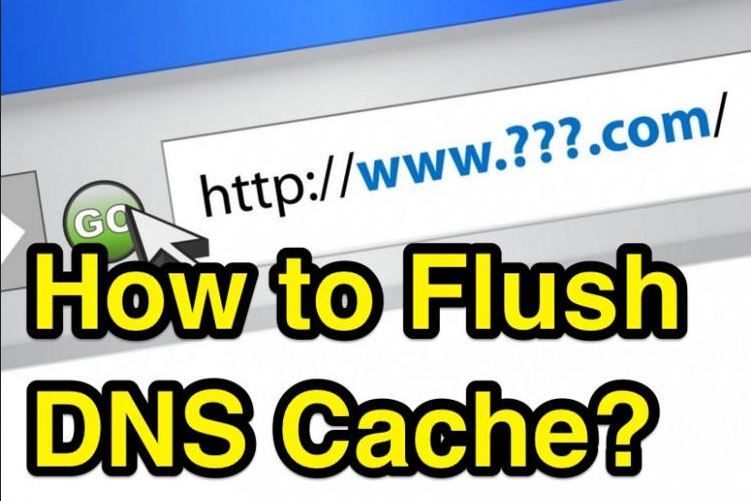 Cara Flush DNS