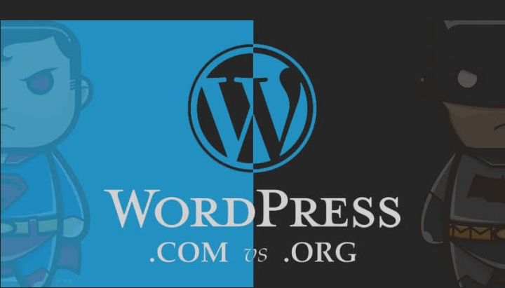 perbedaan wordpress.org wordpress.com